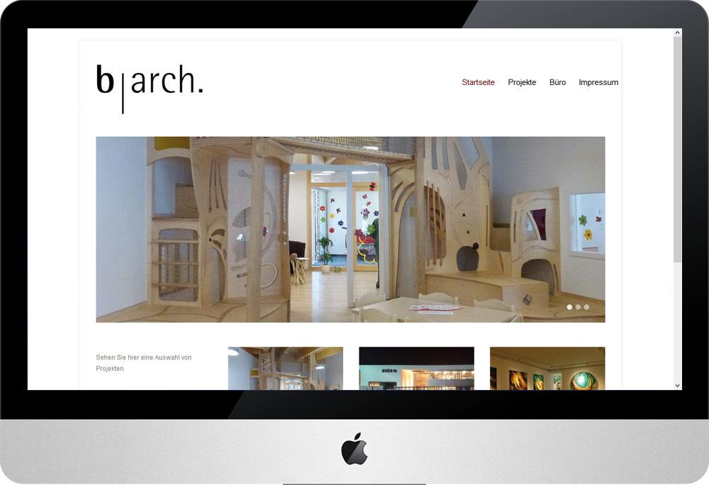 Bachmann Architekten, Internet