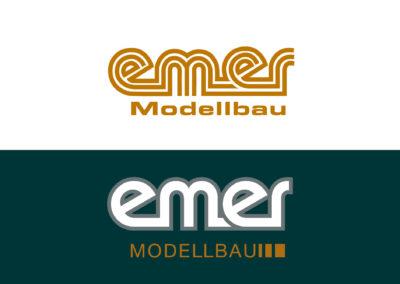 Emer Modellbau, Branding