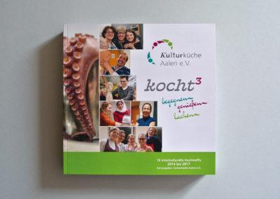 Kulturküche Aalen, Kochbuch
