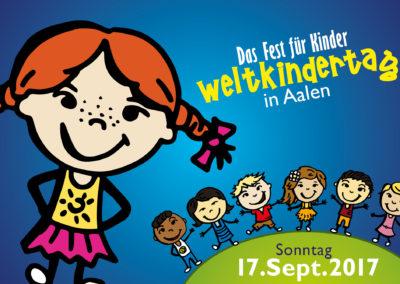 Weltkindertag, Kampagne