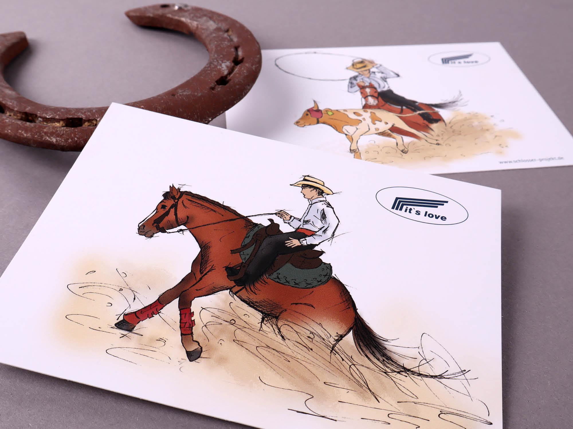 Schlosser - Jagstzell - Americana - Postkarten - 2019 - 01