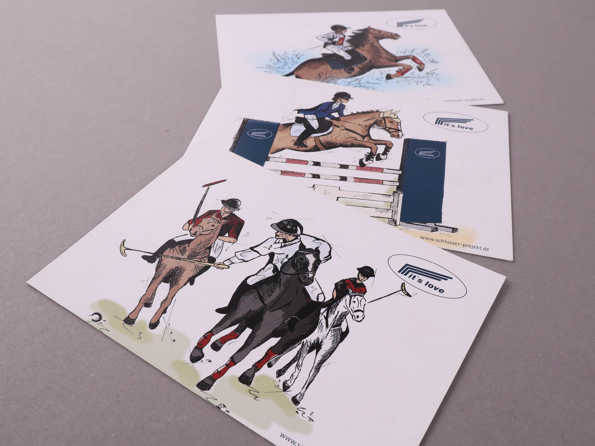 Schlosser - Jagstzell - Americana - Postkarten - 2019 - 03