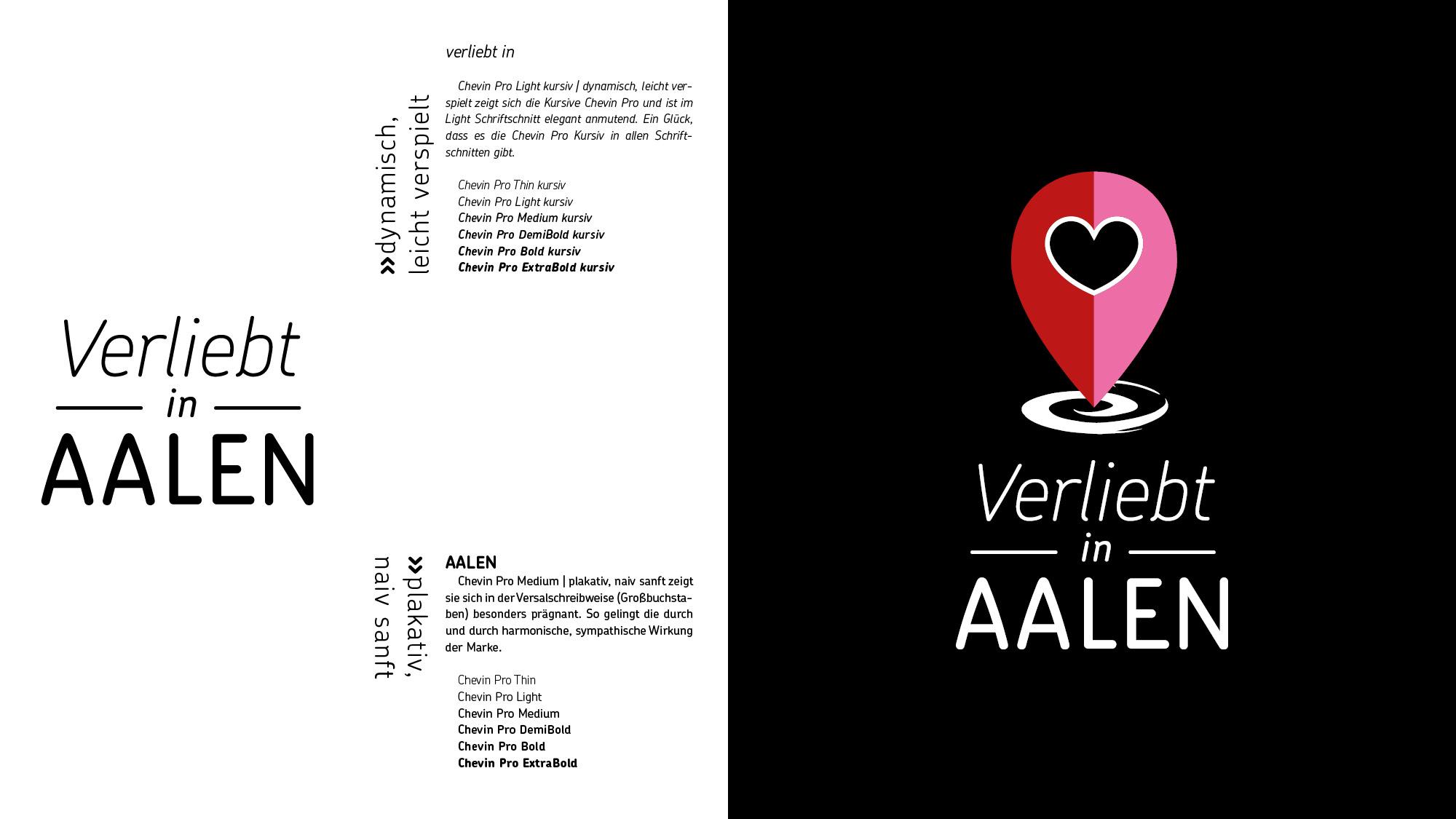 verliebt in aalen - hg - branding - 2000-1125 - typographie